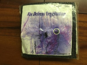 Vas Deferens Organization Tape 5